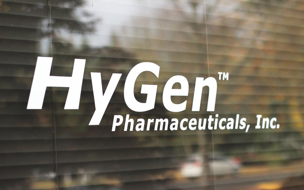 HyGen Pharmaceuticals Inc